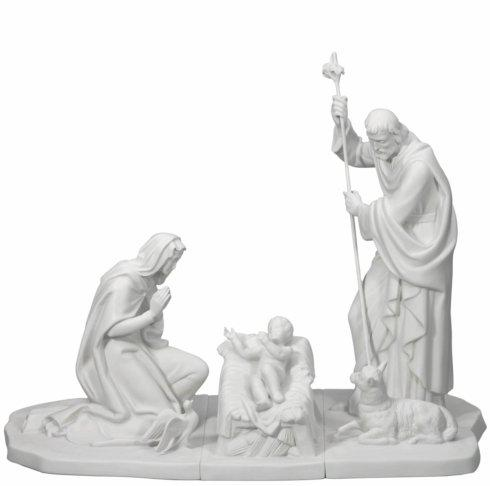 $2,216.00 3 Piece Nativity Set
