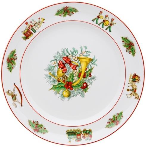 $108.75 Flat Round Plate