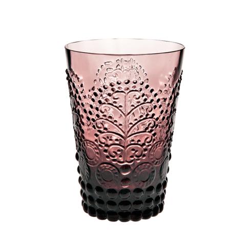 $76.50 Glass Amethyst