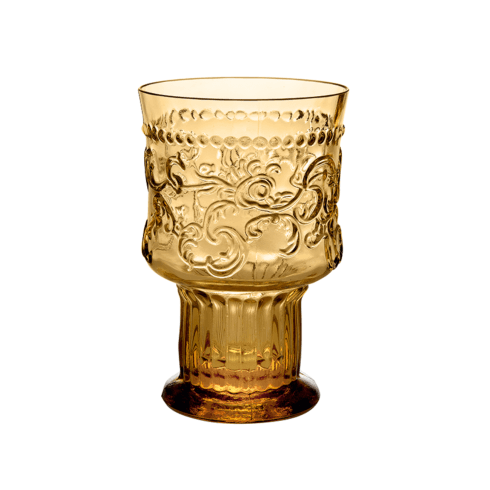$12.00 Glass Ambar