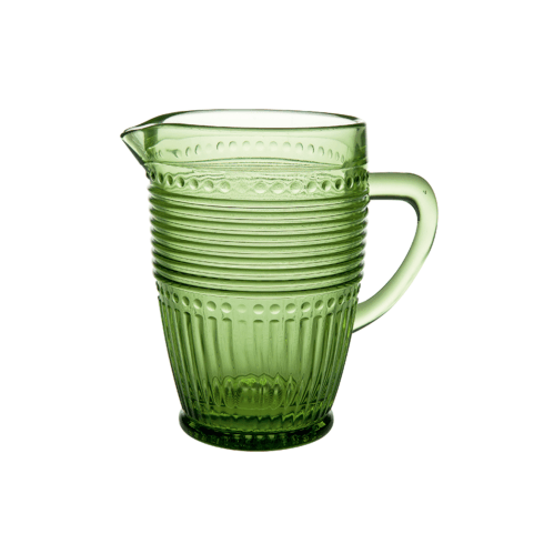$65.00 Pitcher Emerald