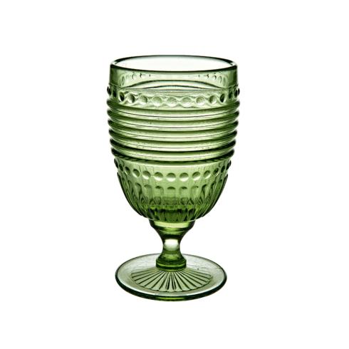 $14.00 Goblet Emerald