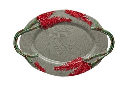 Oval Platter 45