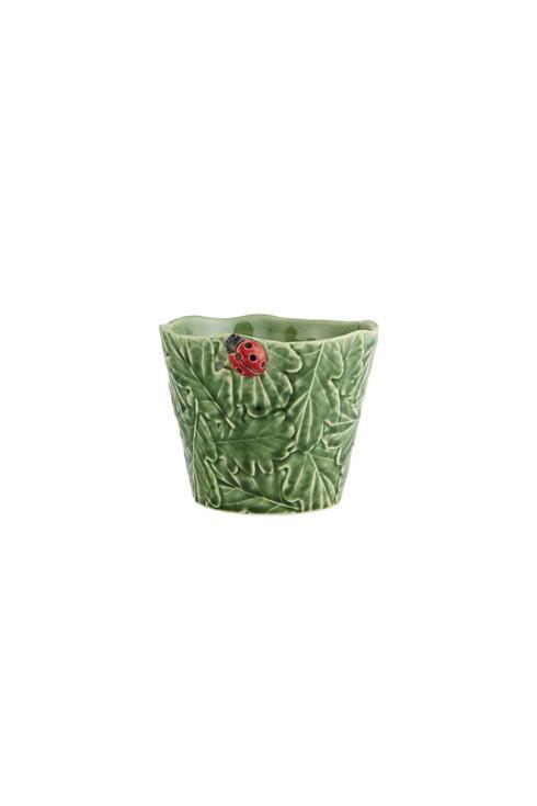 $54.00 Vase With Ladybug