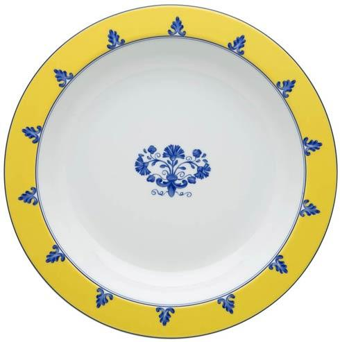 Vista Alegre  Castelo Branco Deep Round Plate $94.00