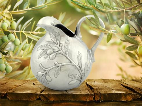 $125.00 Olive Pitcher