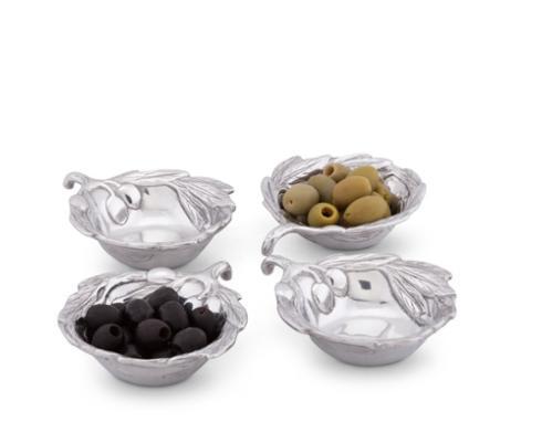 $60.00 Olive Serving Bowls