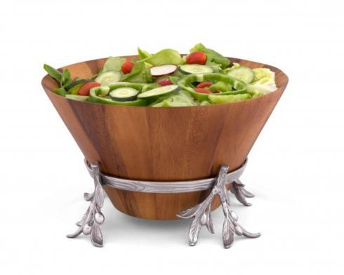 $99.00 Wood Salad Bowl