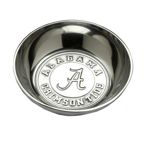 Arthur Court  University of Alabama Nut Bowl $25.00