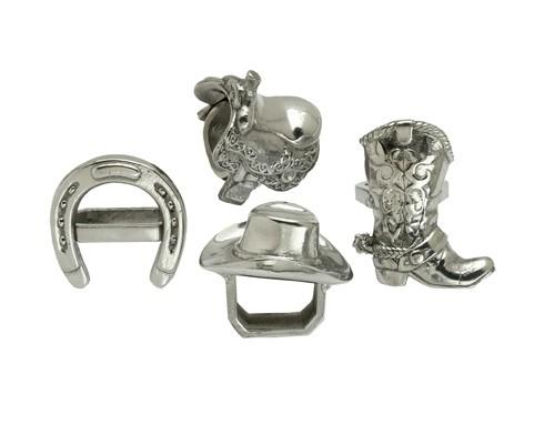 $35.00 Napkin Rings-set/4