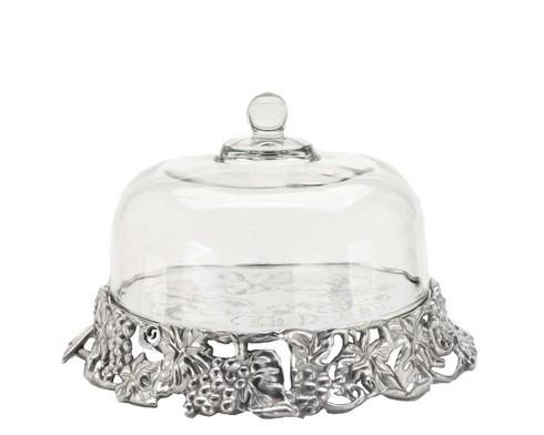 $195.00 Cake Stand w/Glass Dome