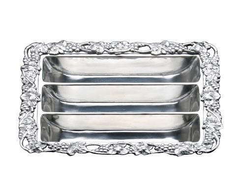 Flatware Caddy/Divided Platter