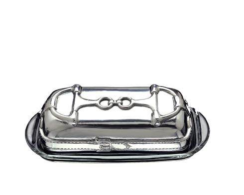 $35.00 Covered Butter Dish