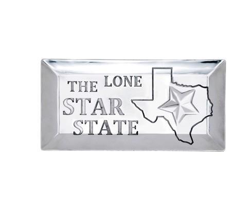 """$45.00 Texas 6""""x12"""" Tray"""
