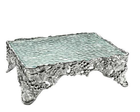 $185.00 Sheet Cake Pedestal