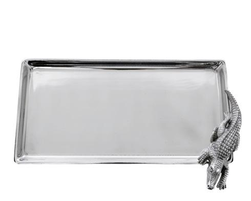 "$59.00 Figural Tray 6""x12"""
