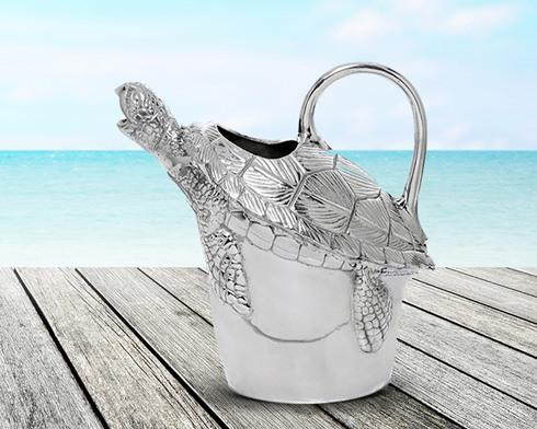 $195.00 Sea Turtle Pitcher