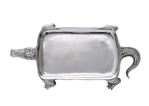 Figural Platter