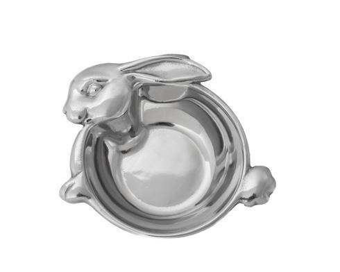 $39.00 Bunny Keepsake Bowl