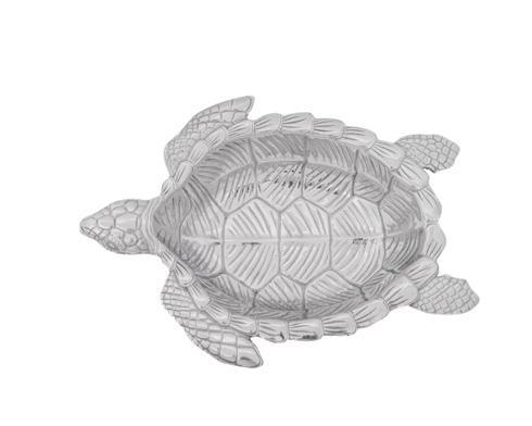 $129.00 Sea Turtle Oval Bowl
