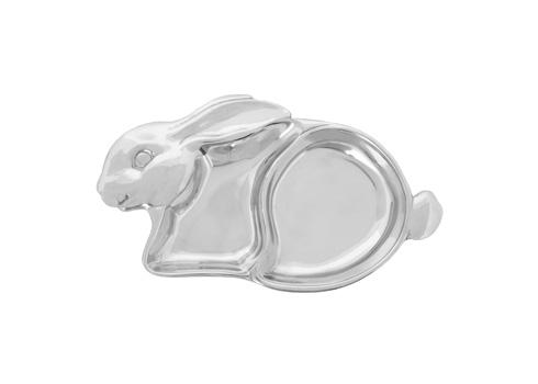 Bunny Keepsake Divided Plate