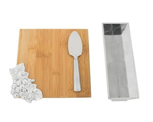 $72.00 Bamboo Cheese Set