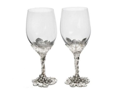 $85.00 Wine Glass-Set/2