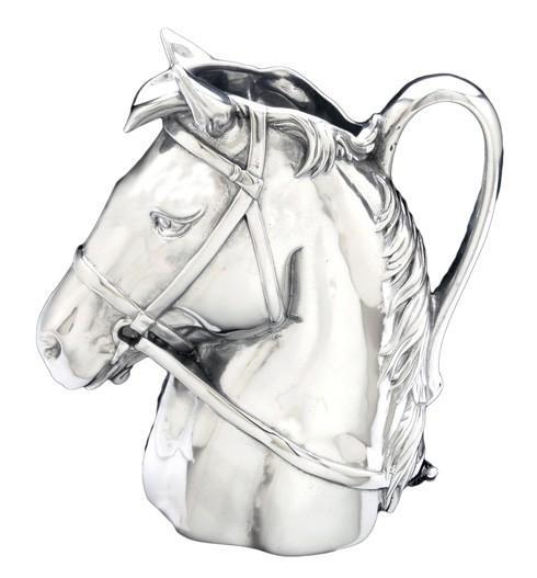 Arthur Court  Horse Thoroughbred Pitcher $135.00