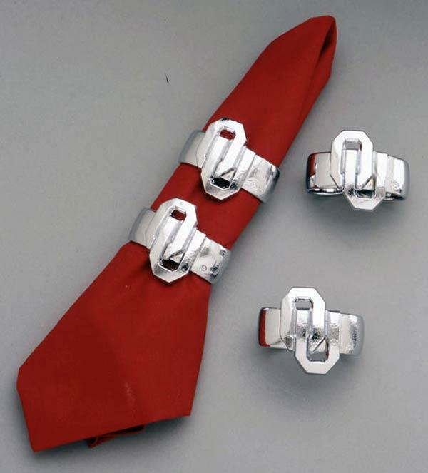 $18.00 Napkin Rings-Set/4