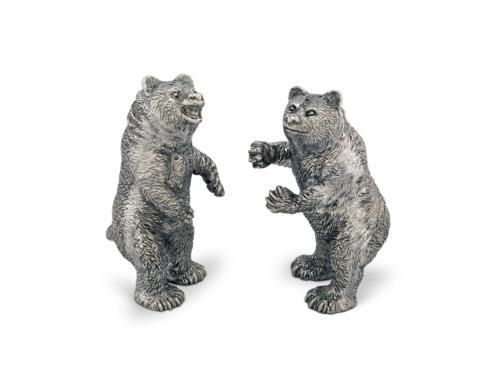 $160.00 Grizzly Bear Salt and Pepper