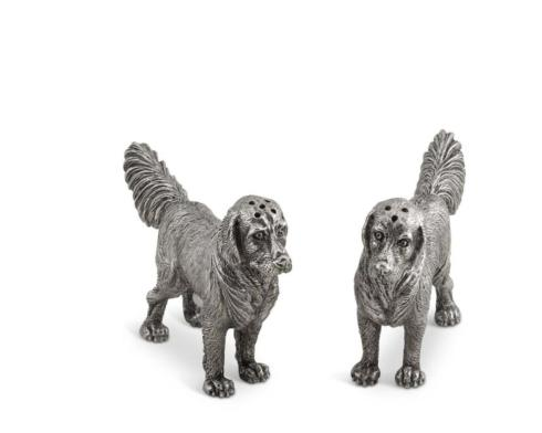 Retriever Salt and Pepper