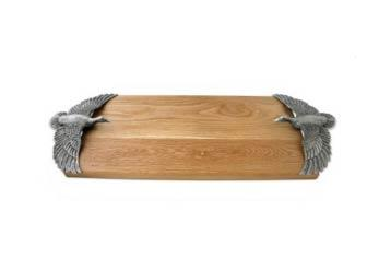 Vagabond House  Morning Hunt Flying Duck Cheese Board $265.00