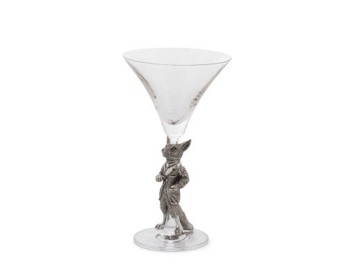 $80.00 Cocktail Glass - Dressed Fox