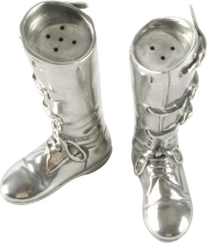 $79.00 Salt And Pepper - Riding Boot