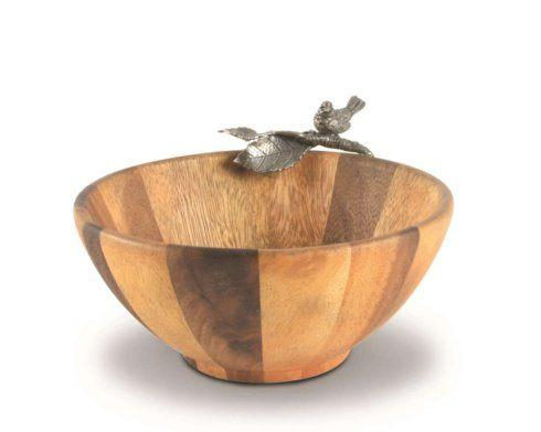 Vagabond House  Garden Friends Small Butterfly Sald Bowl $32.00