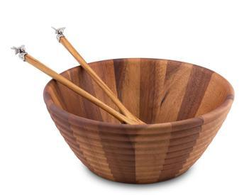 $85.00 Salad Bowl Set - Bee