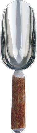 Vagabond House  Horn Rustic Ice Scoop $50.00