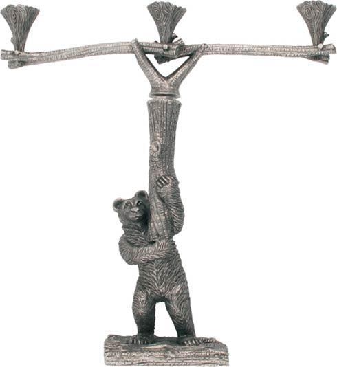 $506.00 Candlestick - Climbing Bear