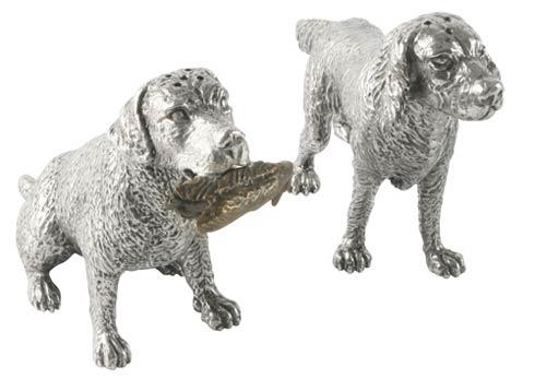 $154.00 Salt And Pepper - Hunting Spaniels