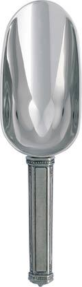 Vagabond House  Leaf Pewter Ice Scoop $50.00