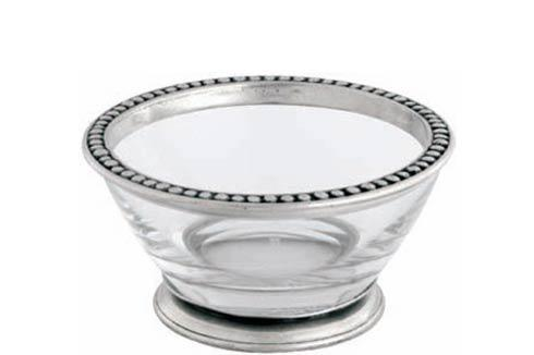 $81.00 Angle Bowl - Medium - Pewter Medici
