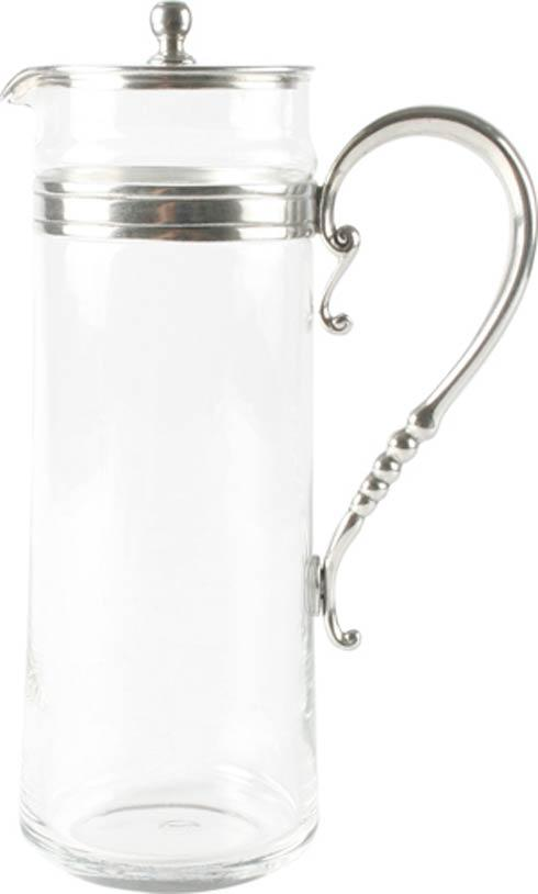 Vagabond House  Elegance Everyday Pitcher - Straight - Classic $110.00