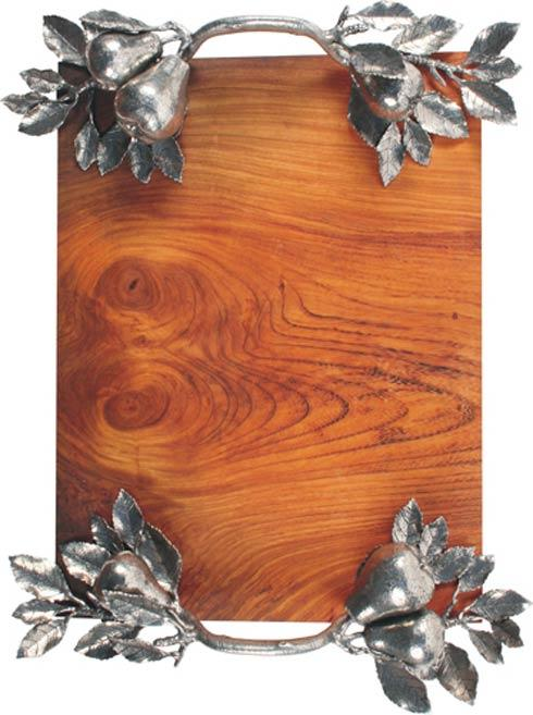 Vagabond House  Harvest Tray Hardwood - Pear Branch $440.00