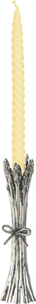 $127.00 Candlestick - Asparagus
