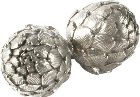 $128.00 Salt And Pepper - Artichoke