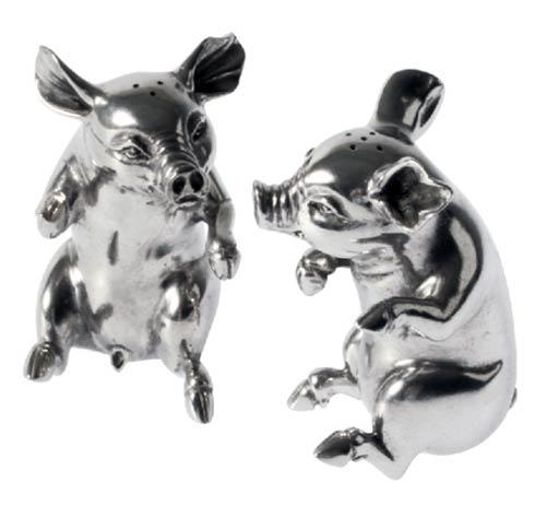$105.00 Salt And Pepper - Pig