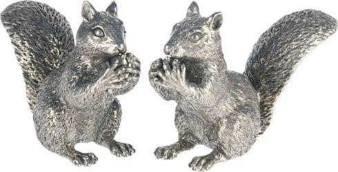 $165.00 Salt And Pepper - Squirrel