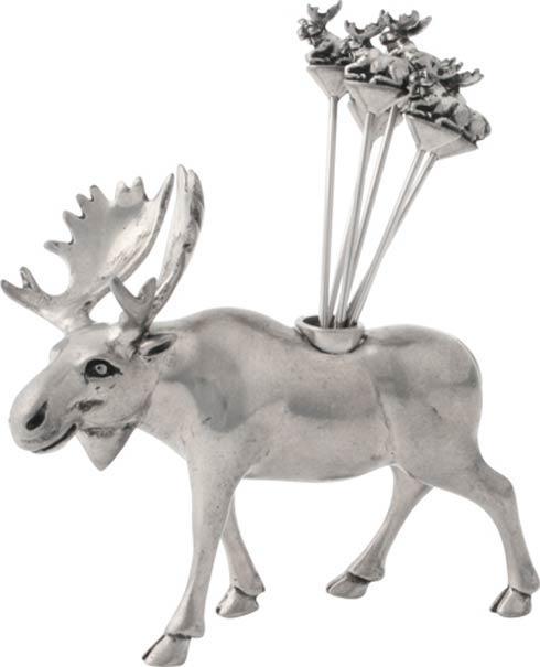 Vagabond House  Lodge Style Cheese Picks - Moose $44.00