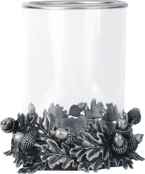 $265.00 Oak Leaf Candle