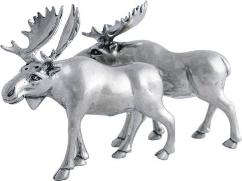 $56.00 Salt And Pepper - Moose